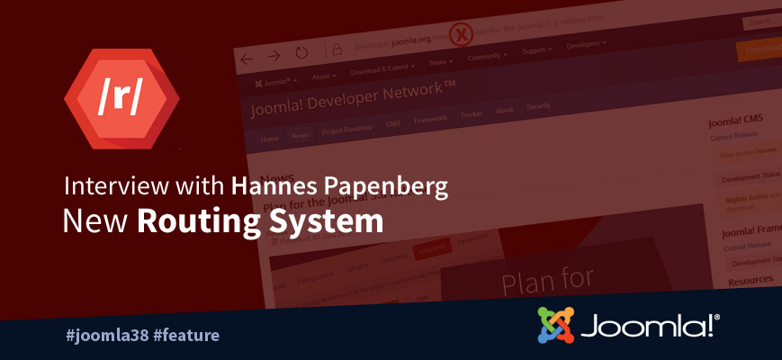 Joomla 3.8 New Routing System