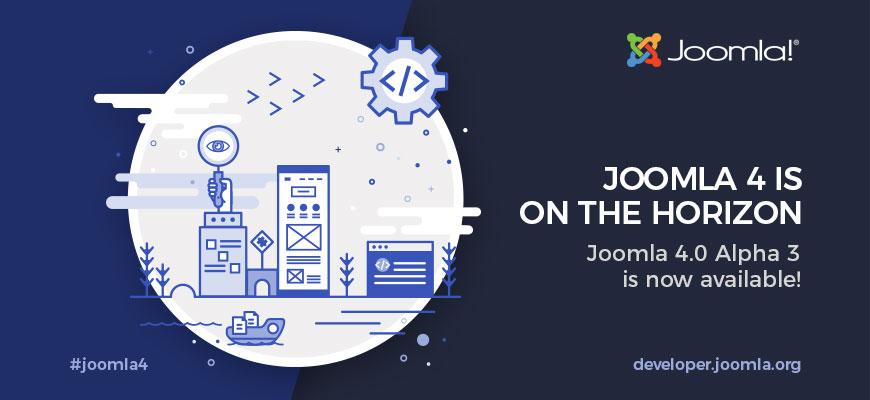 Joomla 4 Is On The Horizon