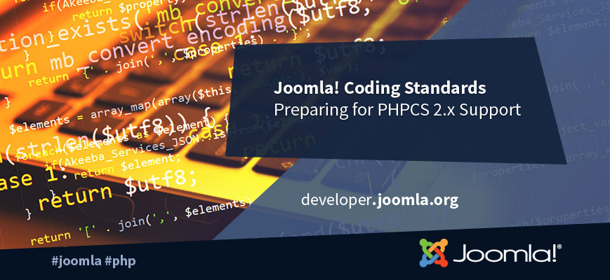 Joomla Coding Standards