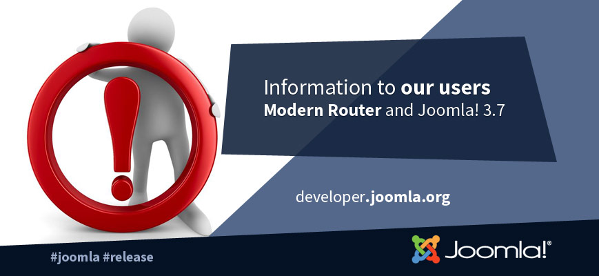 Joomla Router
